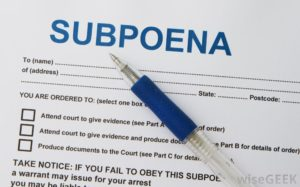 Learn some basics about the Uniform Interstate Depositions and Discovery Act
