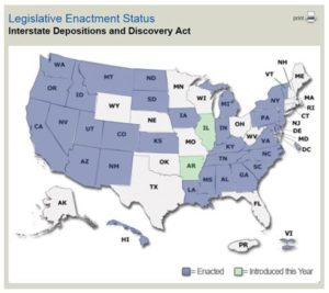 Not every state has adopted the UIDDA